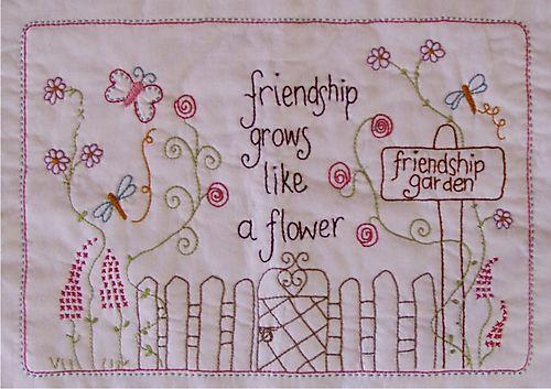 Friendshipgarden