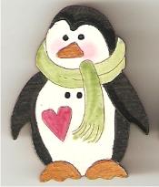 Chill penguin
