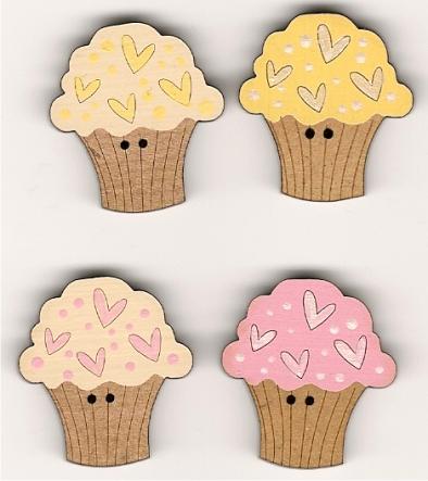 New cupcakes