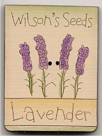 Seeds lavender