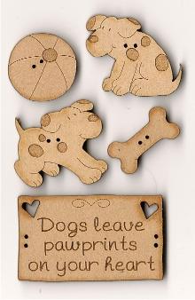Dogpawprints